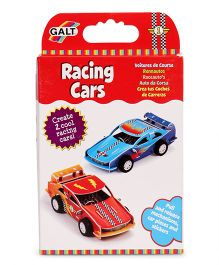 Galt Racing Cars - Red Blue