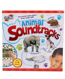 Galt Animal Soundtracks - Multi Color