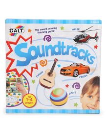 Galt Soundtracks - Multi Color