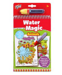 Galt Water Magic Animals Theme - Multi Color