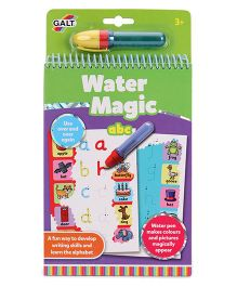 Galt Water Magic Alphabets Theme - Multi Color