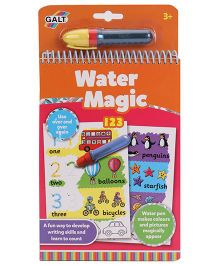 Galt Water Magic Counting 123 Theme - Multi Color