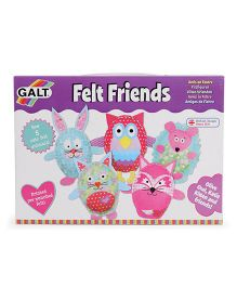Galt Feltt Friends Kit - Multi Color