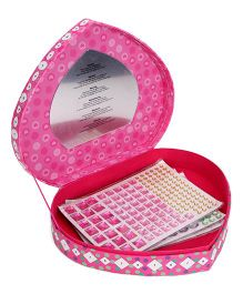 Galt Sparkle Jewellery Box - Pink