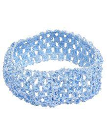 Miss Diva Soft Headband - Light Blue
