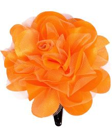 Miss Diva Single Flower Tic Tac Set - Orange