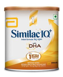 Similac IQ Plus Infant Formula Stage 1 - 400 grams