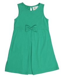 Orgaknit Organic Cotton Dress - Green