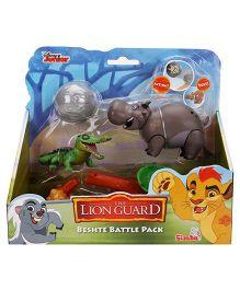 Disney Lion Guard Beshte Battle Set