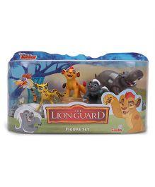 Disney Lion Guard Figurine Set 5 Pieces