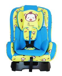 R for Rabbit Jack N Jill Convertible Car Seat Blue Yellow - CCJJYB1