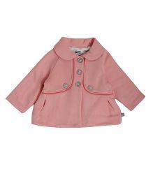 FS Mini Klub Full Sleeves Jacket - Pink