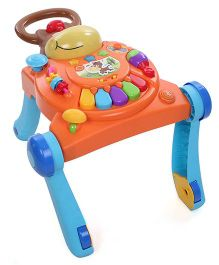 BKids 3 In 1 Twinkling Table Troller - Multicolor