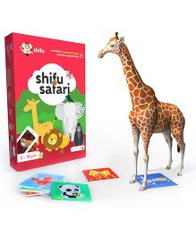 Shifu Safari Augmented Reality Learning Games - iOS & Android (60 Animal Cards)
