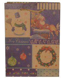 X'Mas By Shopaparty Merry Christmas Gift Bag - Multicolour
