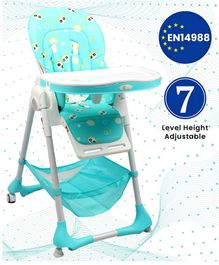 R for Rabbit Marshmallow The Smart High Chair - Green