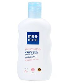 Mee Mee Gentle Bubble Bath - 200 ml
