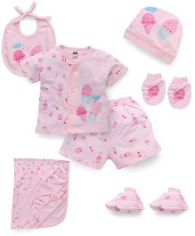 Simply Clothing Gift Set - Peach