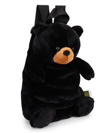 Wild Republic Black Bear Backpack Black - 36 cm