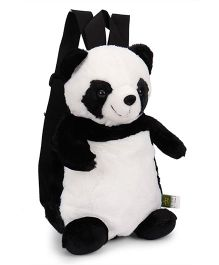 Wild Republic Panda Backpack Black & White  - 36 cm