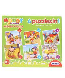 Frank Noddy 6 In 1 Jigsaw Puzzle -  36 Pieces