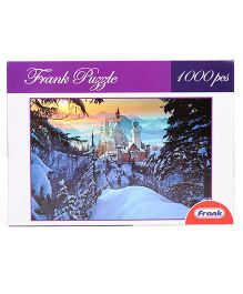 Frank Neuschwanstein Castle Jigsaw Puzzle - 1000 Pieces