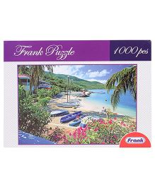 Frank North Sound Virgin Gorda Jigsaw Puzzle - 1000 Pieces