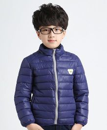 Tickles 4 U Warm Jacket - Blue