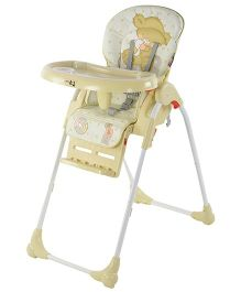 Toyhouse Baby High Chair Premium - Beige