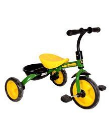 Toyhouse Kids Tricycle - Yellow Green