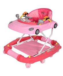 Toyhouse Baby Walker - Pink