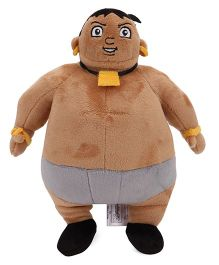 Kalia Plush Toy Brown And Grey - 22 cm
