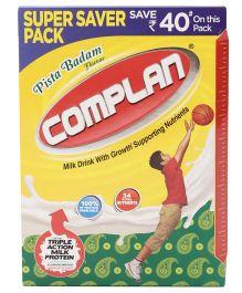 Complan Pista Badam Refill Pack - 500 gm