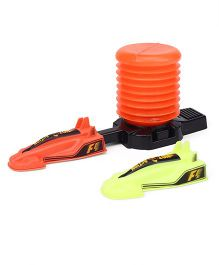 Virgo Toys Hot Fist Action Racer - Orange