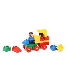 Virgo Toys Play Blocks Play Set - 27 Parts