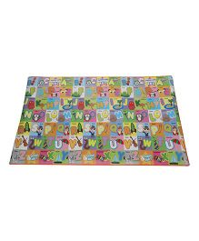 Unimats Children Educational Mats - Multi color