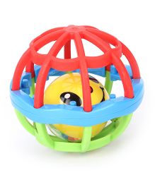 ToyFactory Baby Rattle Ball - Multi Color