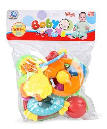 ToyFactory Rattle Set Pack Of 7