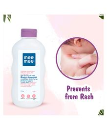 Mee Mee Baby Powder - 200 gm