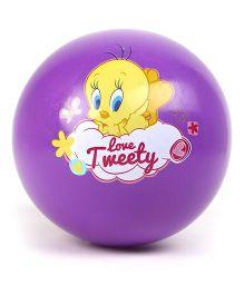 Boing Love Tweety Print Ball - Purple