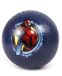 Boing Iron Man Print Ball - Navy