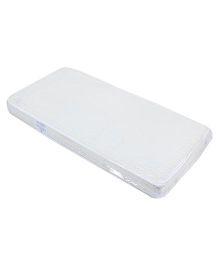 Spring Air Foam Mattress - White