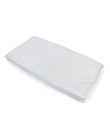 Spring Air Foam Mattress Multiprint - Off White