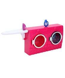 Barbie Washing Machine Set - Pink
