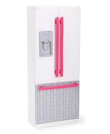 Barbie Fridge Fun Furniture - White Pink