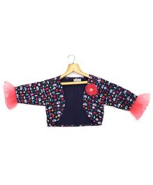 Marshmallow Kids Couture Classy Jacket - Blue