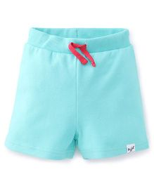 Pinehill Shorts With Drawstring - Light Green