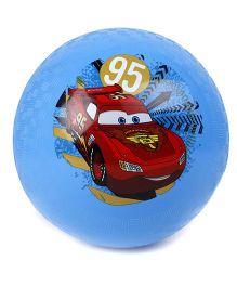 Boing Car Print Ball - Blue