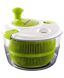 Wonderchef Vegetable Cleaner & Salad Spinner - Green