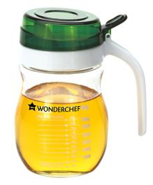 Wonderchef Oil Pourer 550Ml - Green